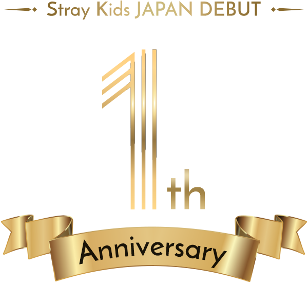 Stray Kids JAPAN DEBUT 1st Anniversary
