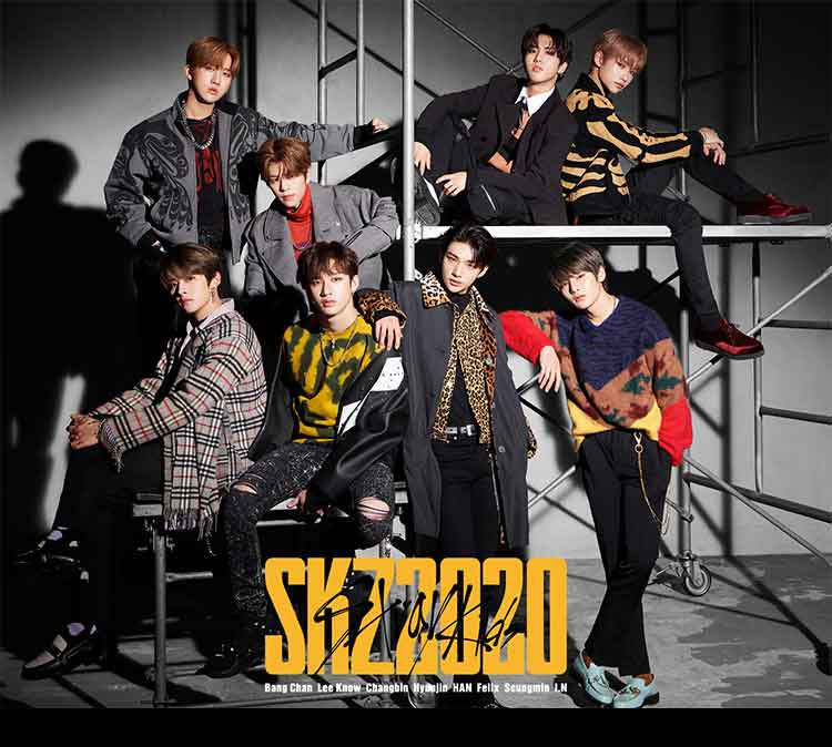 Stray Kids Debut Best Album『SKZ2020』3.18 Release