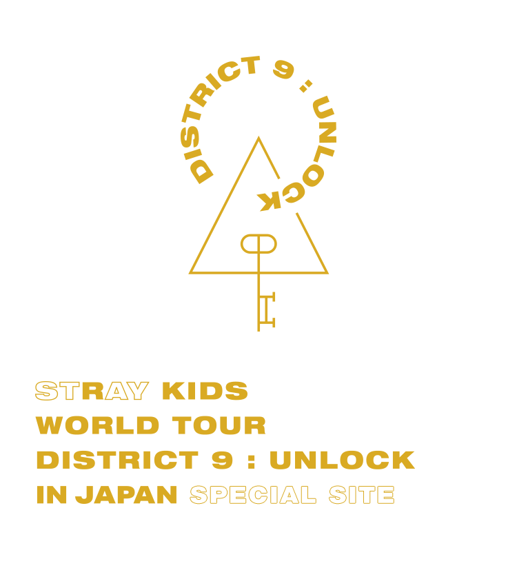 STRAY KIDS WORLD TOUR DISTRICT 9 : UNLOCK IN JAPAN